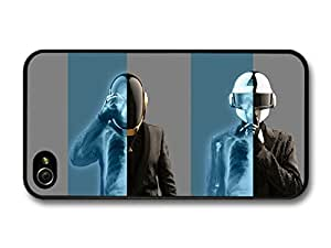 Daft Punk Skeleton X Ray case for iPhone 4 4S
