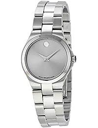Womens Classic Watch Quartz Sapphire Crystal 606559