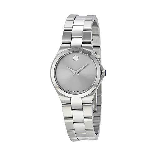 Movado Women's Classic Watch Quartz Sapphire Crystal 606559