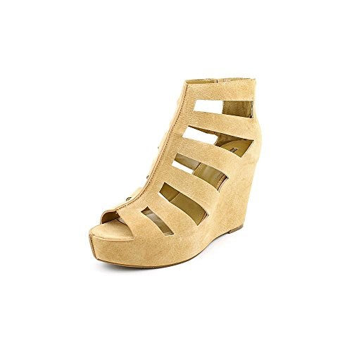 BCBGeneration Women Torrez Wedge Sandals Warm Sand pLQhMsp
