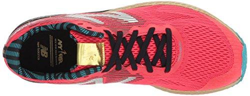 Nuovo Equilibrio Womens Nyc 1400v5 Scarpa Da Corsa Rosso
