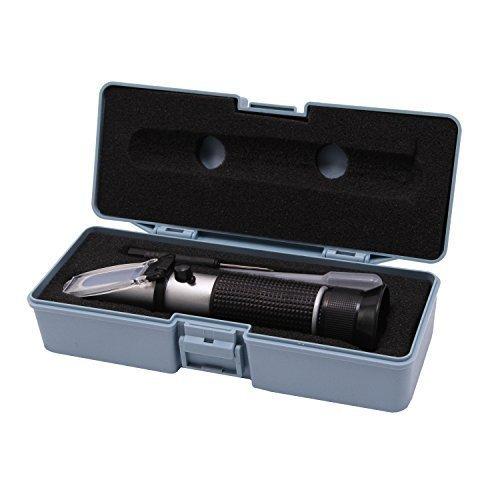 ETvalley Portable Sugar Refractometer Brix 0-32%