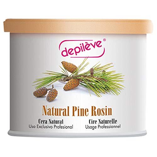 Natural Pine Rosin Wax - Depileve Natural Pine Rosin Soft Wax (Strip) 14oz