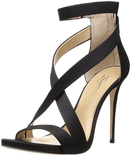 Picture of Imagine Vince Camuto Women's Im-Devin Heeled Sandal, Black, 5 M US