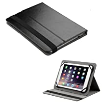 Avarious Executive Folio Case for Insignia NS-P08A7100 8-inch Tablet