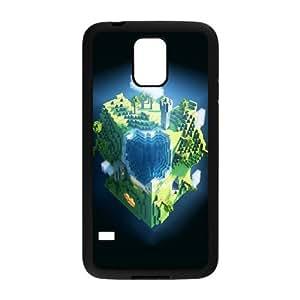 Samsung Galaxy S5 Phone Case Minecraft F5G8649
