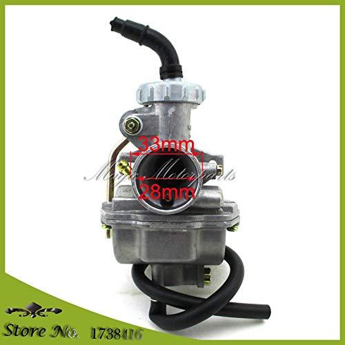 - Laliva tools - 20mm Carb Carburetor For Briggs & Stratton Animal Racing Engine Go Kart Mini Bike