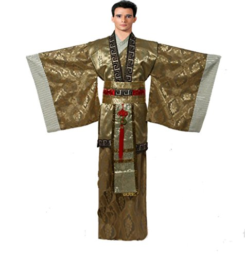 [Bysun men's Han Dynasty Minister clothing] (Chinese Dynasty Costume)
