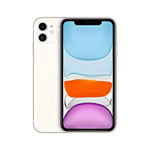 Apple iPhone 11 (64 GB) – en Blanco 41TS0WBcr0L