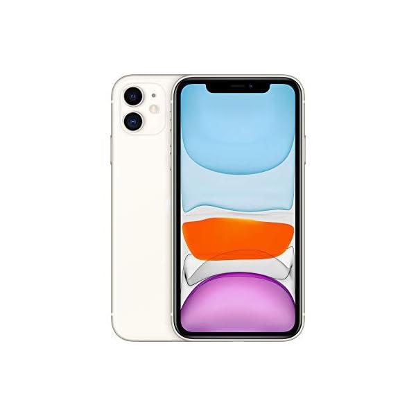 Apple iPhone 11 (64GB) – en Blanco 41TS0WBcr0L
