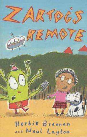Zartog's Remote by Herbie Brennan (2001-04-23) pdf