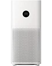 Xiaomi Mi Air Purifier 3C with True HEPA Filter for Home Eliminate 99.97% Odors Smoke Mold Pollen Dust Pet Dander Portable Air Purifier for Space up to 409 sq. ft Suitable for Bedroom Reading Room