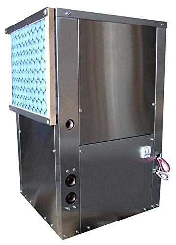 HPX 5 Ton Geothermal Heat Pump (2 Stage + Quiet Package + Air Inlet (Right) + Domestic Hot Water)