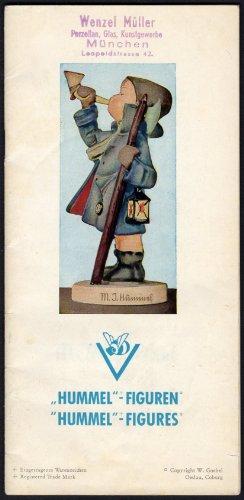 (Hummel Figures (Full-Color Pamphlet in German & English))