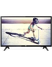 Philips 4200 43PFT4233/98 43-Inch 1080 DVB-T/T2 Full HD Ultra Slim LED TV, Black