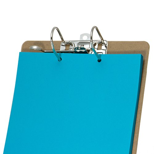 Officemate Recycled Wood Archboard Clipboard, Letter  Size, 9 x 15.5 Inches, Lever Arch Clip (83120) Photo #3