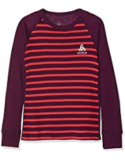 Odlo Suw Top Crew Neck L/S Active Originals K - Camiseta Bebé-Niños