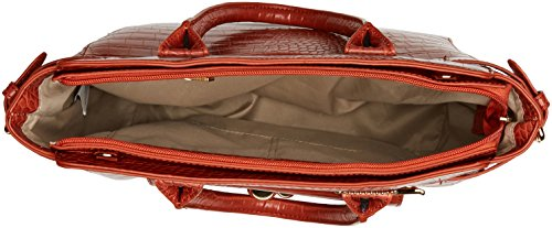 Bulaggi Saura Handbag - cartera Mujer Naranja (Burnt Orange)