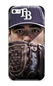 tampa bay rays MLB Sports & Colleges best iPhone 5c cases