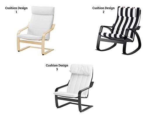 Masters of Covers IKEA Poäng - Funda de Repuesto para sillón