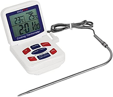 Next working day UK Delivery Hygiplas Oven Digital Cooking Thermometer
