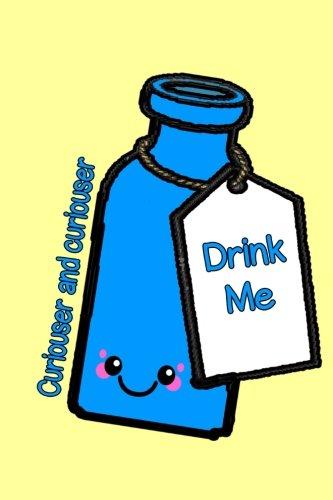 Download Drink Me Bottle Kawaii Paperback Journal pdf epub