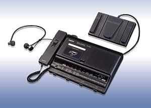 Amazon Com Sanyo Trc 6400 Desktop Microcassette Recorder