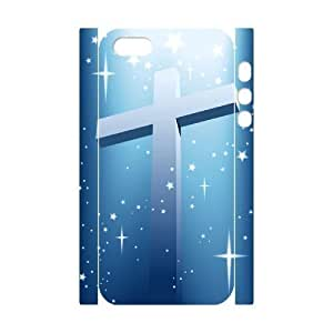 phone covers 3D Bumper Plastic Customized Case Of Cross for iPhone 5c