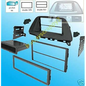 carxtc stereo install dash kit fits honda. Black Bedroom Furniture Sets. Home Design Ideas