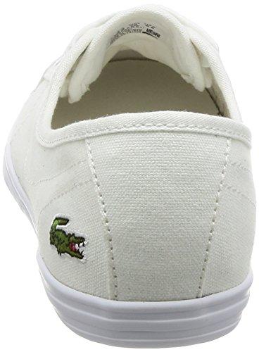 Bl Sneaker Wht Bianco Lacoste Donna SPW Ziane 2 pqxn4fFw