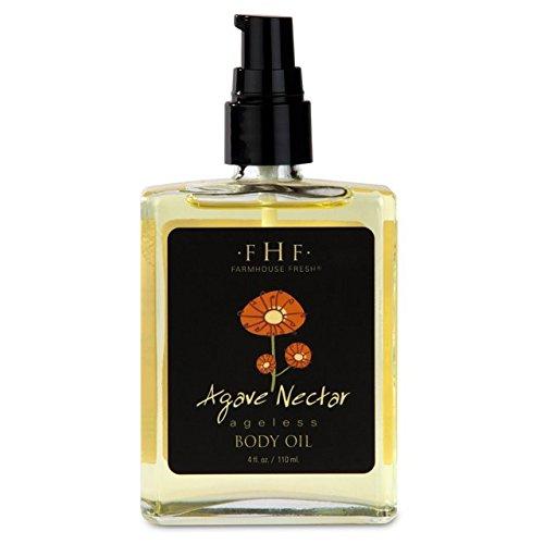 FarmHouse Fresh FarmHouse Fresh Agave Nectar Body Oil - 4 oz ()