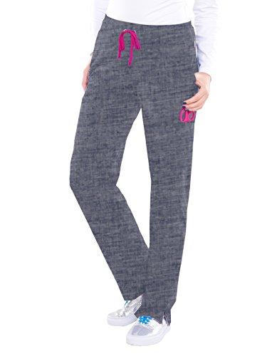 Smitten women's hottie sleek fit scrub pant