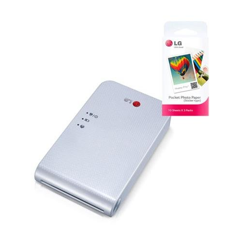 LG Popo Pocket Photo Printer PD239