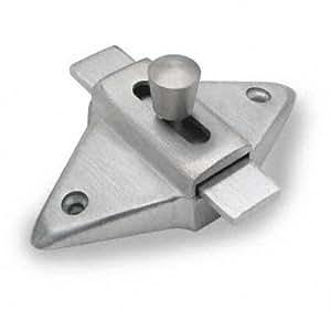 Jacknob 5023 Cast Stainless Steel Toilet Partition Door ...