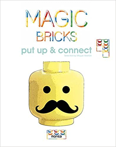 Magic Bricks: Put Up & Connect (English and Spanish Edition ...