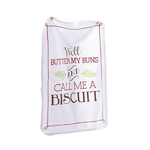Mud Pie Biscuit Flour Towel