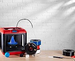 AmazonBasics PETG - Filamento de impresora 3D, 0, 5-Colour ...