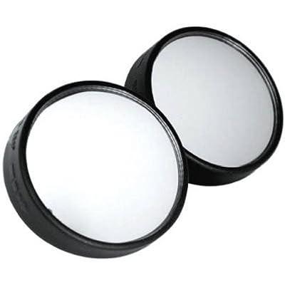 "Custom Accessories 71121 2"" Blind Spot Mirror,"