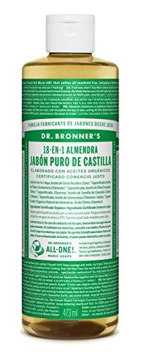 Jabon Liquido de Castilla 16 Onzas (Almendra)