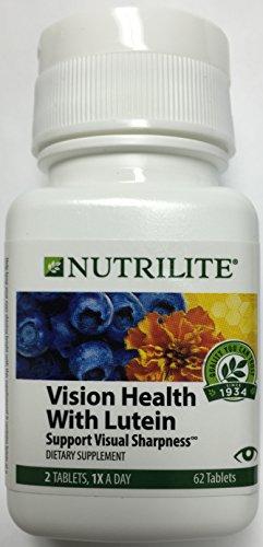 NUTRILITE? Vision santé w/lutéine - 62 compter par Amway