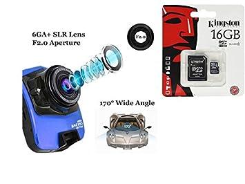 GT300 1080P HD coche DVR Dash Cam grabadora de vídeo G ...