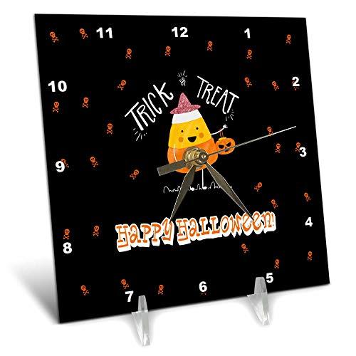 3dRose Beverly Turner Halloween Design - Trick or