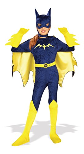 Gotham Girls Batgirl Costume,Small (Purple Batgirl Costume)