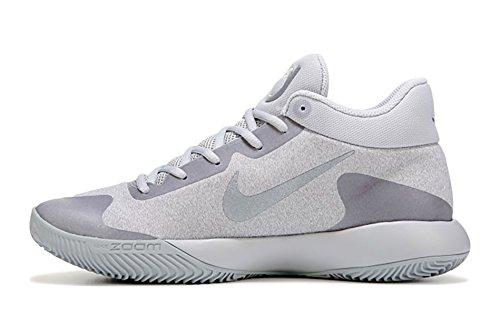 nbsp;v cool Baloncesto 10 Zapatillas Us 5 De Grey Hombre Nike Grey wolf 5 m Kd D Trey nY545qvw