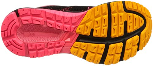 Asics Femme 7 1000 001 Gt TX Chaussures Running G Amber Multicolore Black de rq8rZwE7