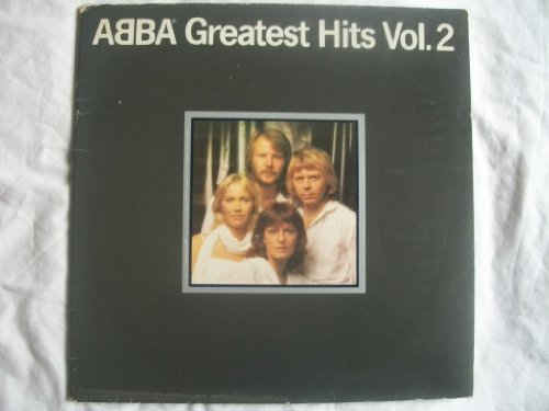 Greatest Hits Vol. 2 - ABBA LP for sale  Delivered anywhere in USA