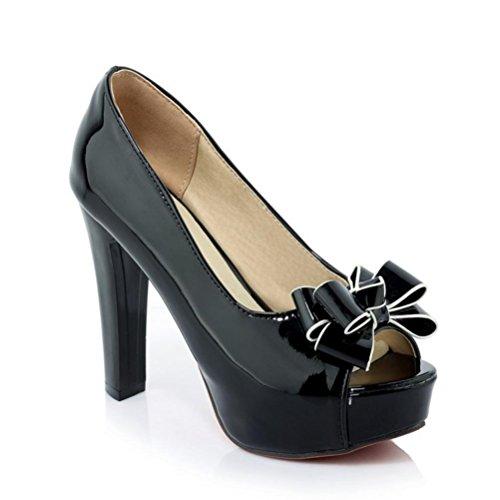 Femmes Grande Épais Shallow Chaussures Unique Bas Étudiant Zip Beige Ceinture Imperméable Shose Retour Loisirs Taille Taïwan Xie Boucle Bouche d6gn1Wq0d