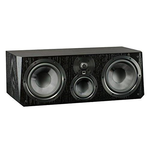 SVS Ultra Center Speaker (Black Oak Veneer)