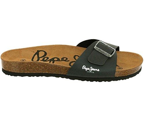 Gris pep36932 Ref Sandales Foncé Les gris Pepe Jeans q7Fwc7f0
