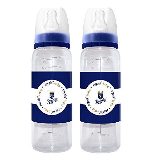 MLB Kansas City Royals Baby Bottles, -